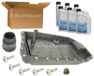Oil change kit for 6HP19/21