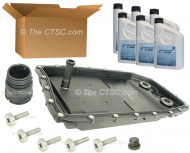 Oil change kit for 6HP26/28/32